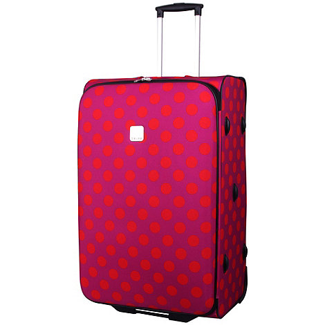 Tripp Luggage 2 Wheel Large Suitcase