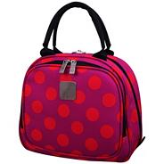 Express Dots Beauty Case Magenta/Coral