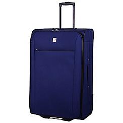 Tripp - Glide Lite II 2-Wheel Large Suitcase Indigo