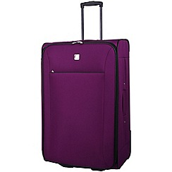 Tripp - Glide Lite II 2-Wheel Large Suitcase Mulberry