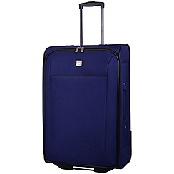 Tripp - Glide Lite II 2-Wheel Medium Suitcase Indigo