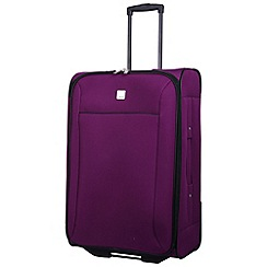 Tripp - Glide Lite II 2-Wheel Medium Suitcase Mulberry