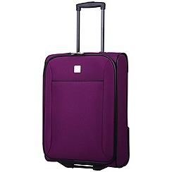 Tripp - Glide Lite II 2-Wheel Cabin Suitcase Mulberry