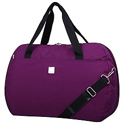Tripp - Glide Lite II  Large Holdall Mulberry