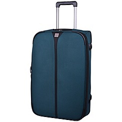 Tripp - Superlite III 2-Wheel  Medium Suitcase in Racing Green