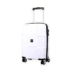 Tripp - Tripp World 4-Wheel Cabin Suitcase White