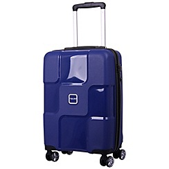 Tripp - Tripp World 4-Wheel Cabin Suitcase Indigo