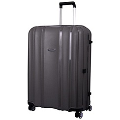 Tripp - Shield  4-Wheel Large Suitcase Mushroom