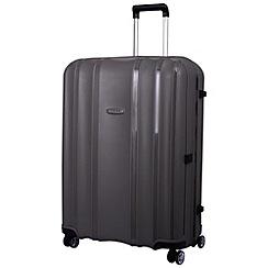 Tripp - Shield  4-Wheel Large Suitcase Mushroom