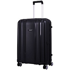 Tripp - Shield  4-Wheel Medium Suitcase Black