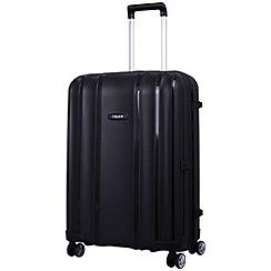 Tripp - Shield  4-Wheel Medium Suitcase Black