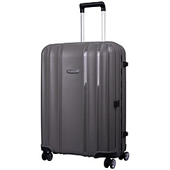 Tripp - Shield  4-Wheel Medium Suitcase Mushroom