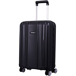 Tripp - Shield  4-Wheel Cabin Suitcase Black