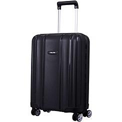Tripp - Shield  4-Wheel Cabin Suitcase Black
