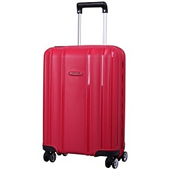 Tripp - Shield  4-Wheel Cabin Suitcase Berry