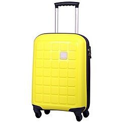 Tripp - Tripp Holiday 4 4-Wheel Cabin Suitcase Lemon