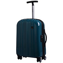 Tripp - Tripp Absolute Lite 4-Wheel Cabin Suitcase Aqua