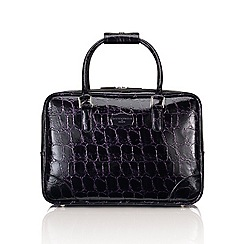 Jasper Conran at Tripp - Riviera Laptop Bag  Amethyst
