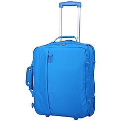 Tripp - Pillo II Cabin 2-Wheel Suitcase Turquoise