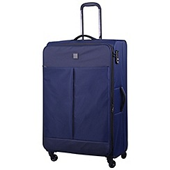 Tripp - Style Lite 4-Wheel Large Suitcase Navy