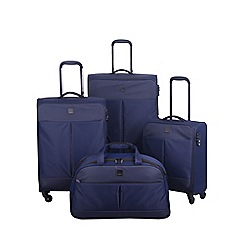 Tripp - Style Lite 4-wheel Suitcase Range in Navy