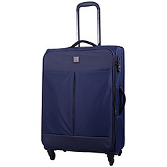 Tripp - Style Lite Medium 4 -Wheel Suitcase Navy
