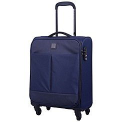 Tripp - Style Lite Cabin 4-Wheel Suitcase Navy
