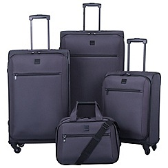 Tripp - Full Circle 4-wheel Suitcase Range in Putty