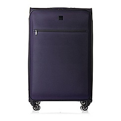 Tripp - Full Circle Large 4-Wheel Suitcase Grape