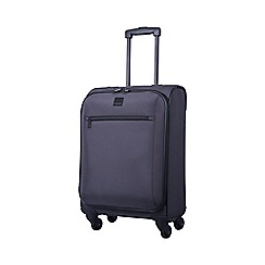 Tripp - Full Circle Cabin 4-Wheel Suitcase Putty
