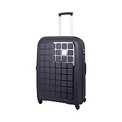 Tripp - Holiday 5 Large 4-Wheel Suitcase Black
