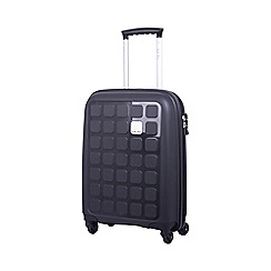 Tripp - Holiday 5 4-Wheel Cabin Suitcase Black