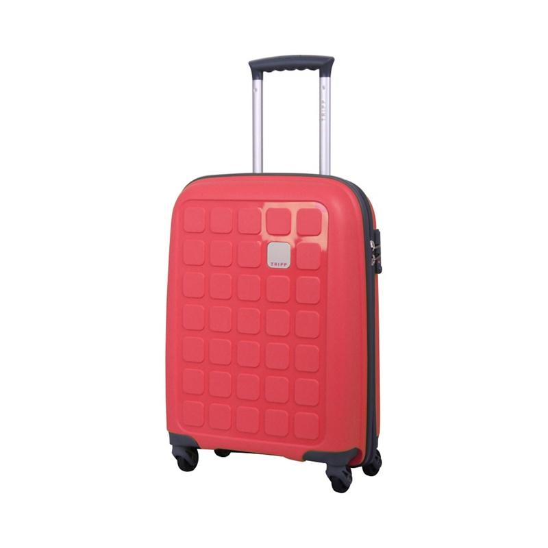 Tripp Holiday 5 4-Wheel Cabin Suitcase Watermelon, Pink