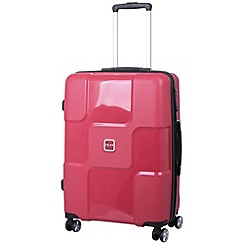 Tripp - World 4-Wheel Medium Suitcase Ruby