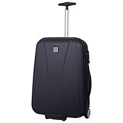 Tripp - Lite 2-Wheel Cabin Suitcase Black