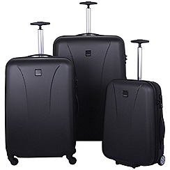 Tripp - Lite Suitcase Range in Black