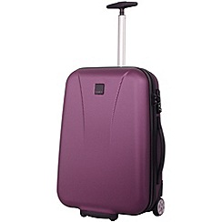 Tripp - Lite  Cabin 4-Wheel Suitcase Crimson