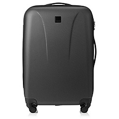 Tripp - Black 'Lite' 4 wheel medium suitcase