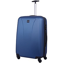 Tripp - Lite Medium 4-Wheel Suitcase Sapphire