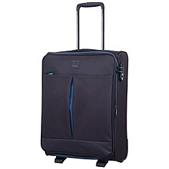 Tripp - Style Lite Cabin 2-Wheel Suitcase Black