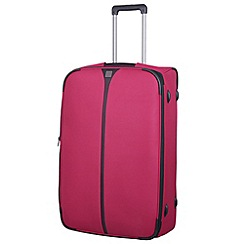 Tripp - Superlite III Large 2-Wheel Suitcase Ruby
