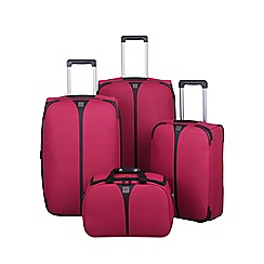 Tripp - Superlite III 2-wheel Suitcase Range in Ruby
