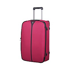 Tripp - Superlite III Medium 2-Wheel Suitcase Ruby