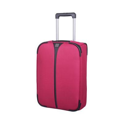Tripp Superlite III Cabin 2-Wheel Suitcase Ruby