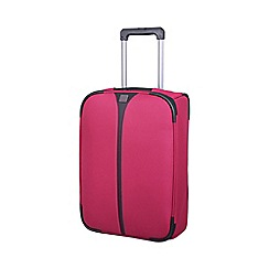 Tripp - Superlite III Cabin 2-Wheel Suitcase Ruby