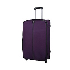 Tripp - Superlite 4-Wheel Large Suitcase Cassis