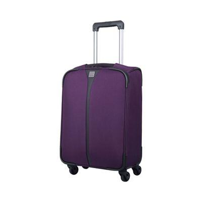 Tripp Superlite 4-Wheel Cabin Suitcase Cassis - . -