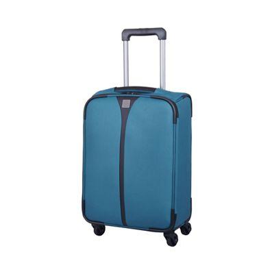 Tripp Superlite 4-Wheel Cabin Suitcase Aqua