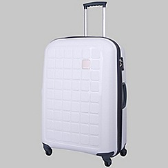 Tripp - Holiday 4 Large 4-Wheel Suitcase White