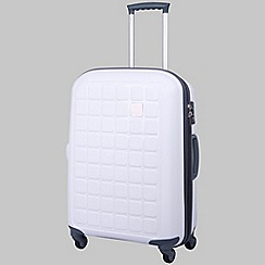 Tripp - Holiday 4 4-Wheel Medium Suitcase White